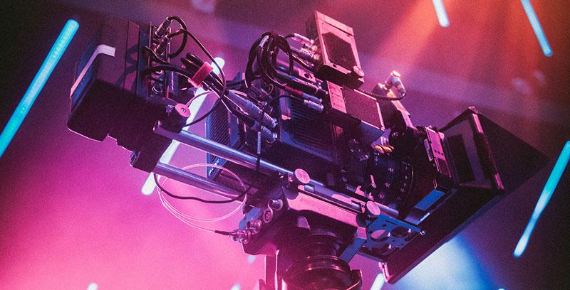 دوربین فیلمبرداری,دوربین,آموزش فیلمبرداری,انواع دوربینها