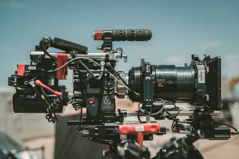 دوربین رد red