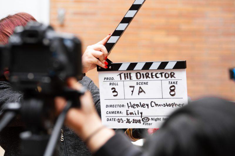 کارگردان,کلاکت,مستند,سینما