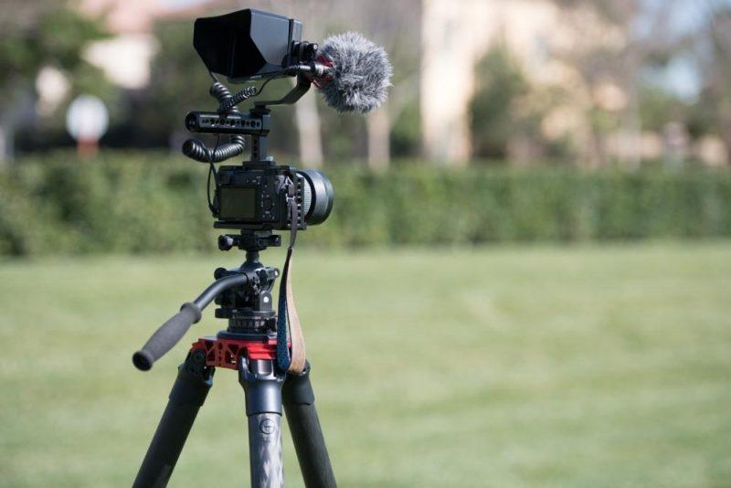 پایه دوربین,هد پایه دوربین