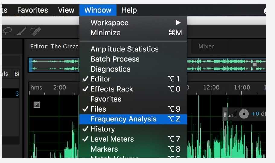 آموزش حذف نویز صدا در ادوب آدیشن Adobe Audition