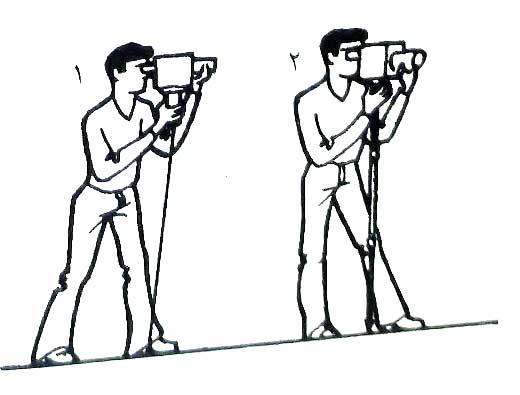 تکنیک های فیلمبرداری